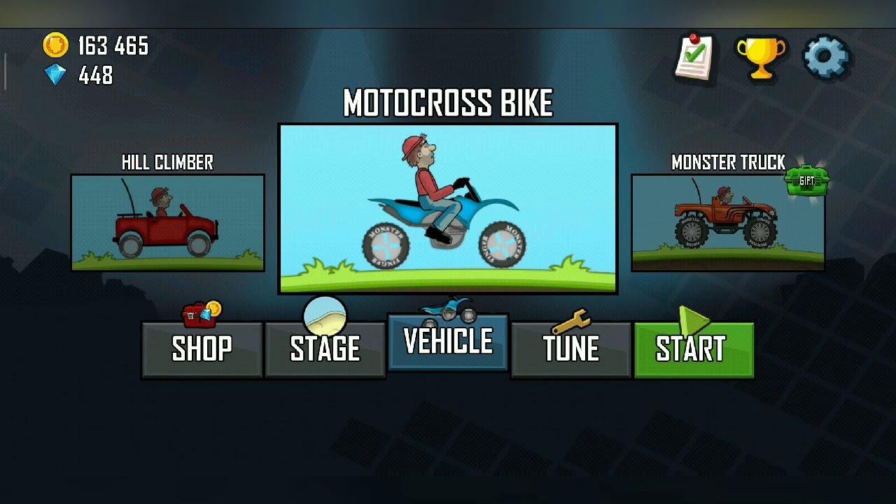 Hill climb Racing gameplay 2 | Gadi wala Game | Android ...