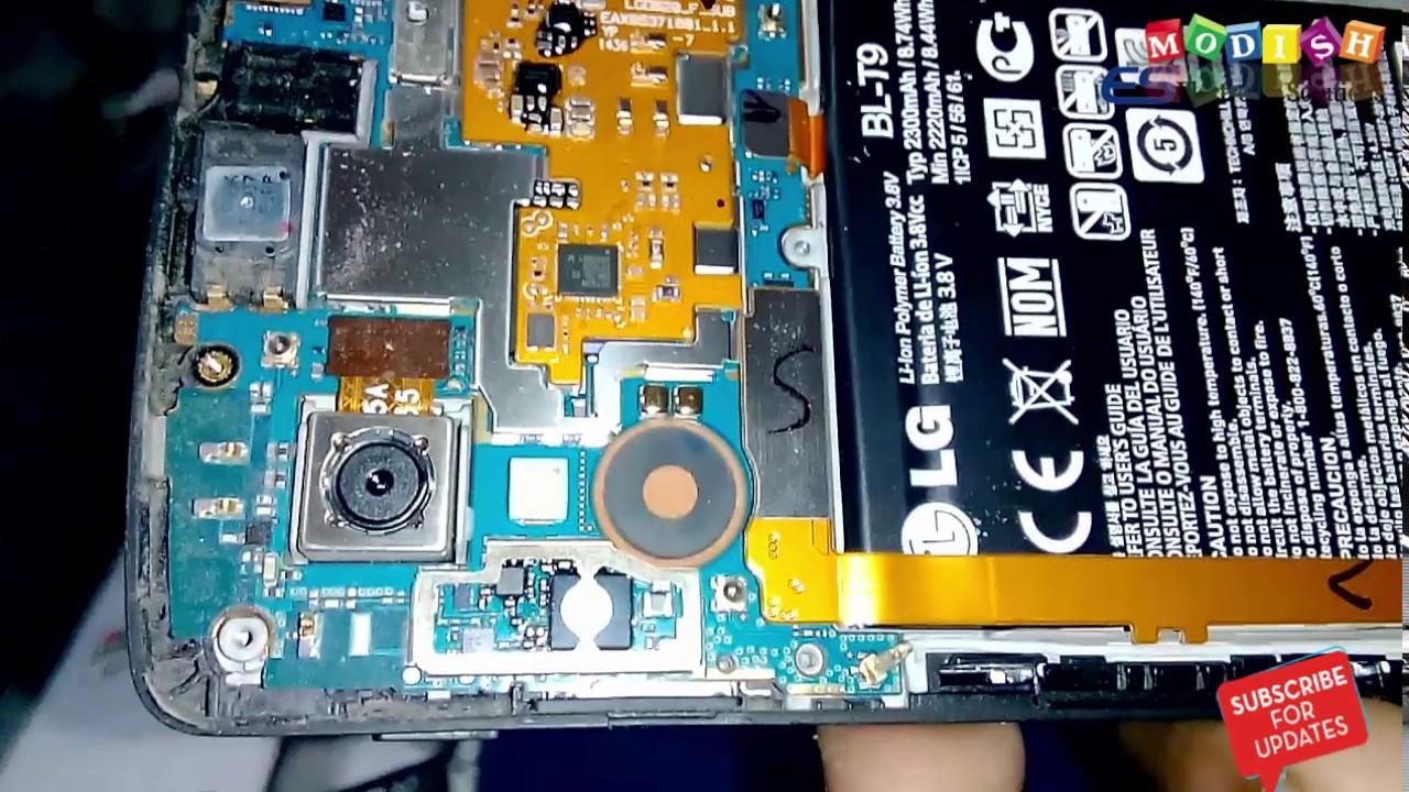 Lg Nexus 5 Repair & Disassemble !! Cracked Screen Replacement