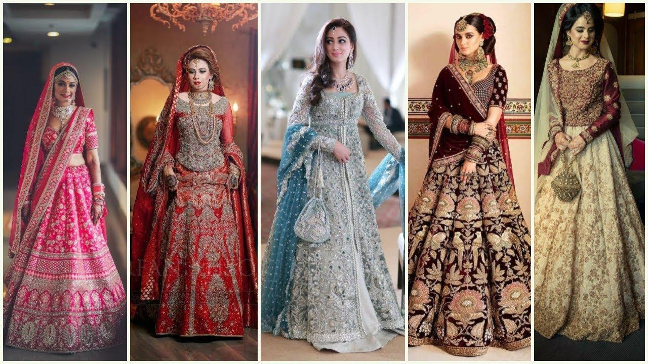 Wedding dress for girls 20   Latest & Stylish Design
