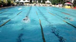 2nd ipfc event 41 100m monofin