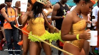 Barbados Joukanal Carnival 2014