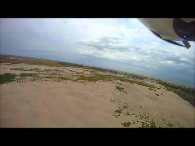 sandy airstrip.wmv