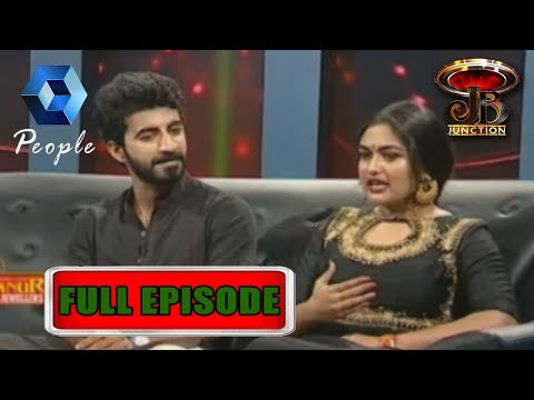 JB Junction : Roshan Mathew & Prayaga Martin | 24th June 2017 | Full Episode
