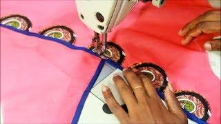 Angrakha Neckline - Diwali  special