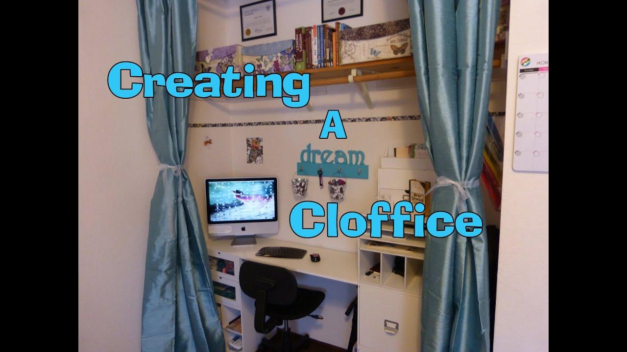 closet office. Closet Office