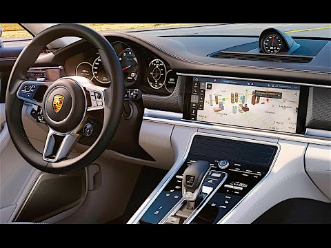 New porsche panamera 2017 interior porsche panamera turbo interior
