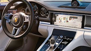 Porsche Space Concept Of The New Panamera Videos