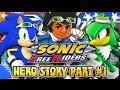 Sonic Free Riders Hero Story Part 1 NEW INTRO Bodycam mp3