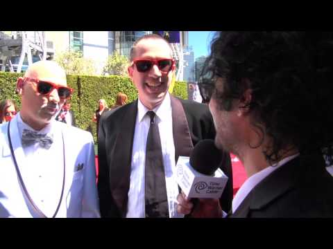 Head Writers/Exec. Producers/Robot Chicken (Adult Swim) - Emmy Awards Red Carpet 2014