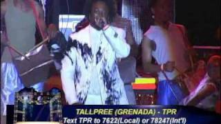 tall pree wicked jab live in trinidad soca monarch 2010