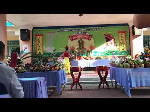 Mừng ngày giỗ tổ Hùng Vương 10 tháng 3 bài hát Công Ơn Hùng Vương .Bé Ngọc Hân