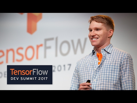 Skin Cancer Image Classification (TensorFlow Dev Summit 2017)