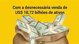 A Falácia da Privatização para Redução da Dívida da Petrobras