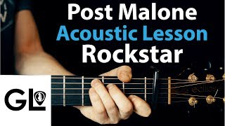 rockstar---post-malone-acoustic-guitar-how-to-play