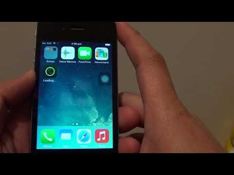 Install Whatsapp on iPhone 4 in August 2018