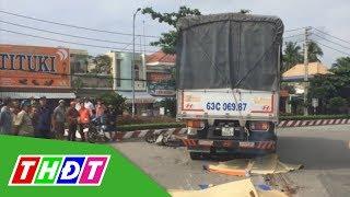 Tiền Giang: Tai nạn giao thông khiến 2 phụ nữ tử vong | THDT