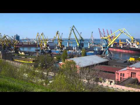 ODESSA. Sea Gate of Ukraine (Time Lapse)