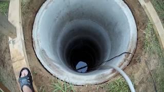 в колодце 30см  воды что делать углублять или нет