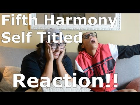 Reaction to Fifth Harmony's Self Titled Album!!!!! AH!!!!!