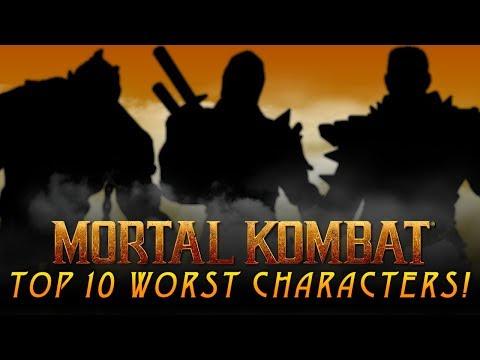 """Top  """"MORTAL KOMBAT """" Guest Characters That Must Happen – MK DLC"""