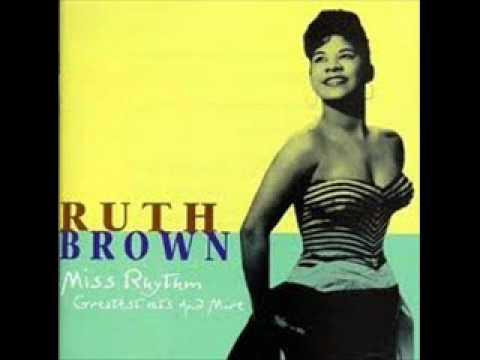 Ruth Brown - I don't know (Lyrics)