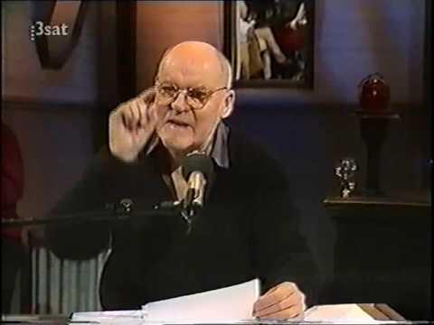 Hanns Dieter Hüsch - Betrunkene