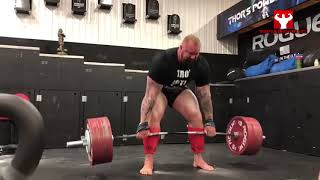 The World's Strongest Man 2018   THE MOUNTAIN