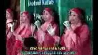 Sholat Jama'ah Versi Gambang Suling Rebana Modern Walisongo sragen