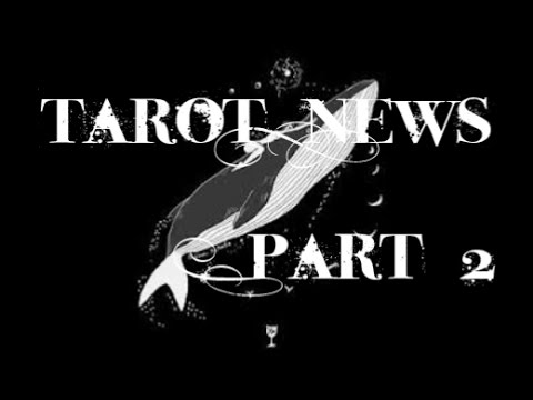 Tarot News!! (Dec 2016/Jan 2017) Part 2