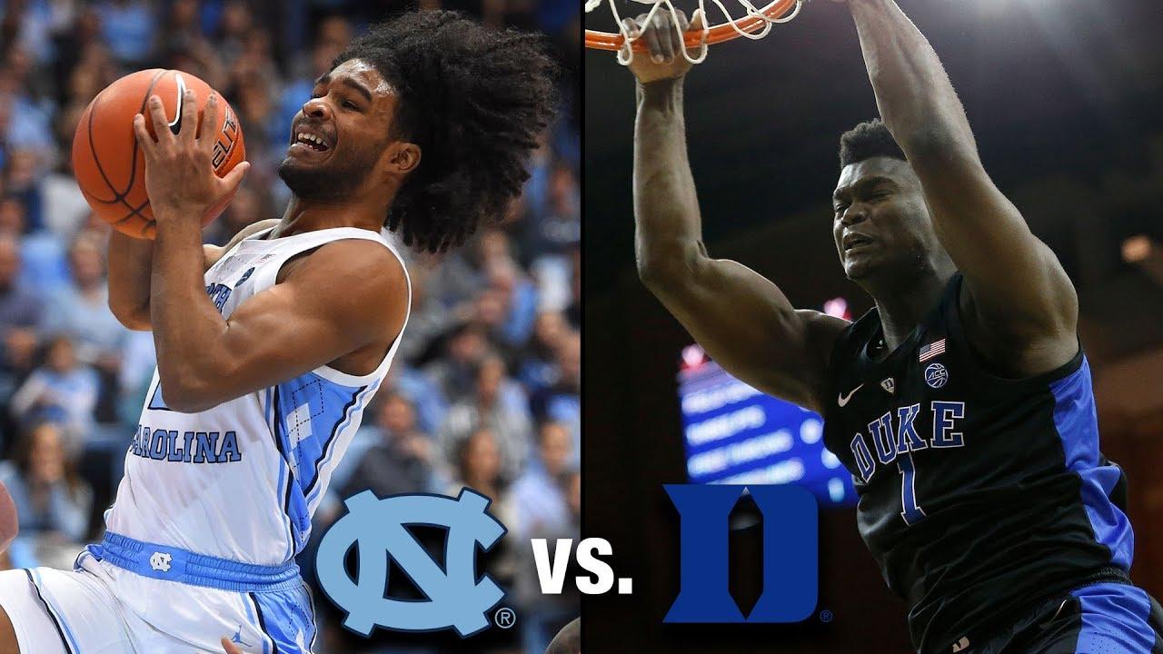 UNC vs. Duke Basketball Preview
