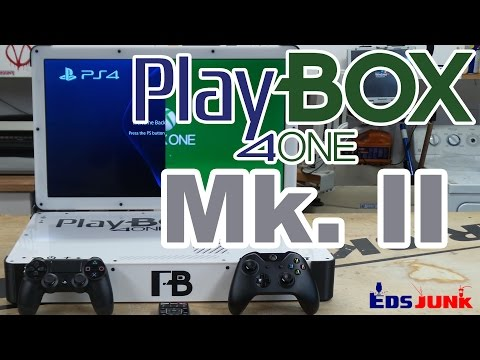 PlayBox 4 One Mk. II - Now Ready to Order!