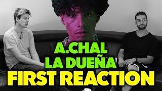 A.chal - La DueÑa Reaction Review Jungle Beats