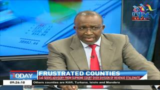 Division of revenue stalemate: What's the way forward? || NTV Today
