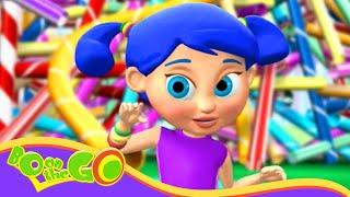 Bo En el IR! - Bo y el Beber Flink | Divertidos dibujos animados para los Niños