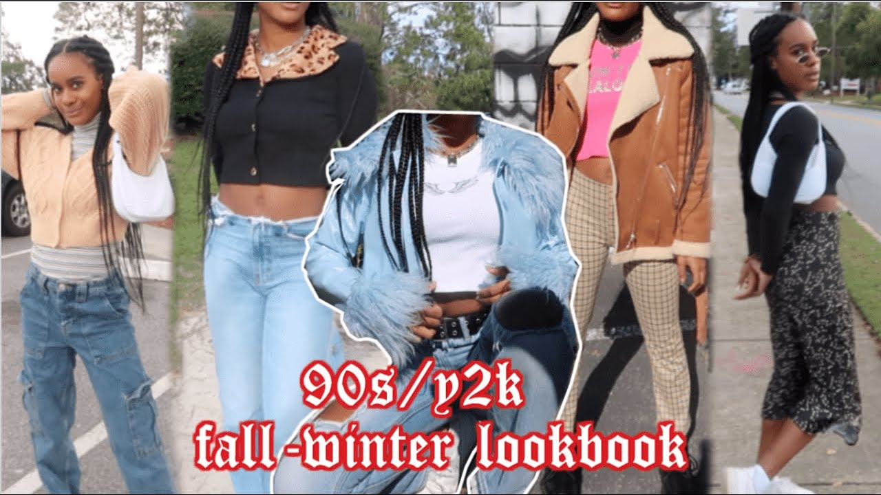 [VIDEO] - 90s/Y2K LOOKBOOK ♡ FALL/WINTER 2019 6