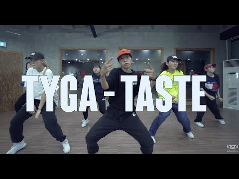 Tyga - taste(feat. offset)⎪Sejin Hiphop Choreography⎪DASTREET DANCE