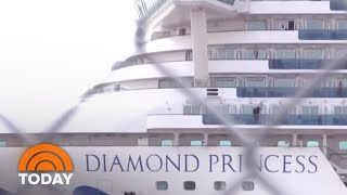 Americans Return Home From Quarantined Cruise Ship, But 14 Are Infected | TODAY