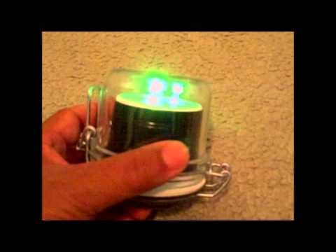 vote no on : how to make a ledfishing light, Reel Combo
