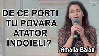 Download Amalia Balan - De ce porti tu povara atator indoieli? | Video