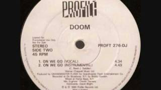 Doom - On We Go GRANDMASTER FLASH