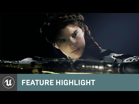 Paragon Features Examples: Character Creation Techniques | Feature Highlight | Unreal Engine