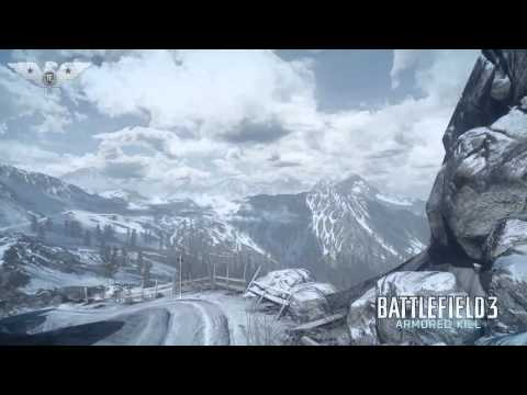 Battlefield 3 (BF3) Armored Kill - Alborz Mountain