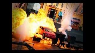 Motors, Action! music- Disney Studios Parks