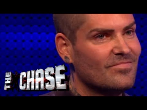 The Celebrity Chase - Boyzone's Shane Lynch Wins £75,000!