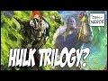 Hulk Trilogy Explained -Thor Ragnarok, Infinity War, & Avengers 4
