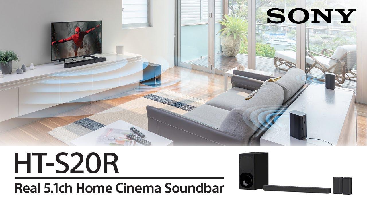 Sony HT-S20R