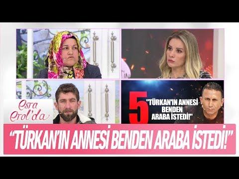 Selocan: 'Türkan'ın annesi benden araba istedi' - Esra Erol'da 12 Şubat 2019