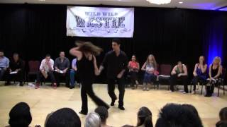 Wild Wild Westie 2014 - Invitational Jack And Jill - Michael Kielbasa And Melina Ramirez-stuart