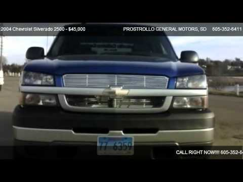 2004 chevrolet silverado 2500 6 door conversion for sale in huron sd 57350 youtube youtube