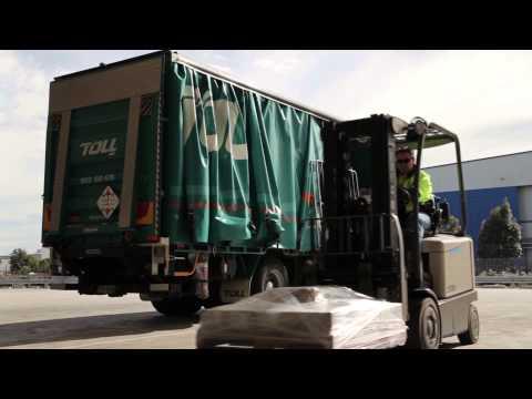 Transport and Logistics Work Inspiration June 2014